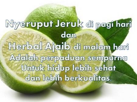 Manfaat minum perasan jeruk di pagi hari