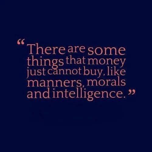 BUDAYA korupsi uang tidak dapat membeli segalanya