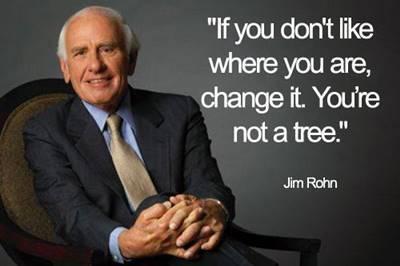 Jika kamu ingin berubah maka berubahlah sebab anda bukan pohon