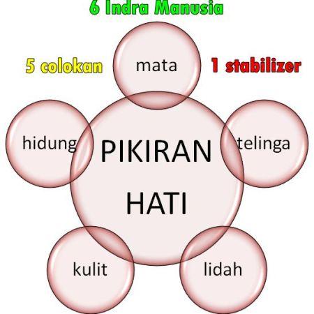 Cara Mengendalikan Indra - Berpuasa Membatasi Indra Mengendalikan Diri Agar Tidak Mudah Terpengaruh