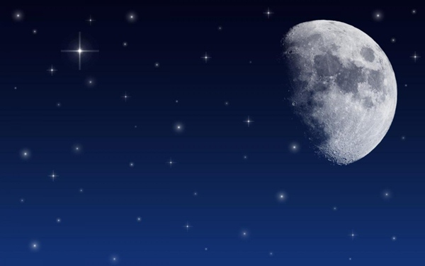 Mengapa planet (binatang) lebih mengkilat daripada bulan