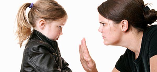 Cara menegur dan memarahi anak yang bijak dan tegas
