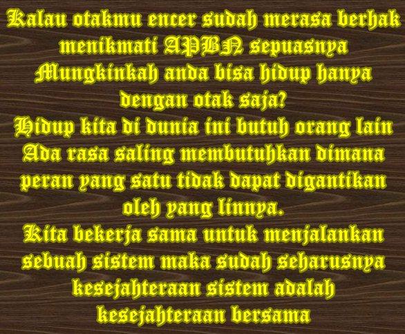 Faktor penyebab Indonesia adalah negara Demokrasi Sosialis Murni