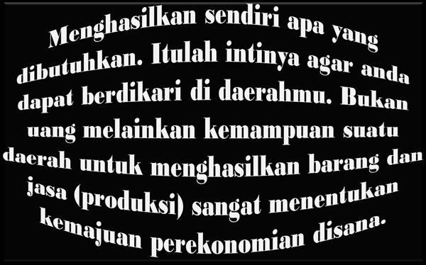 Penyebab & Cara Mengurangi Ketergantungan Ekonomi Dari Jakarta – Perekonomian Di Daerah Lesu Tetapi Pusat (Jakarta) Tetap Berkobar (Membara)