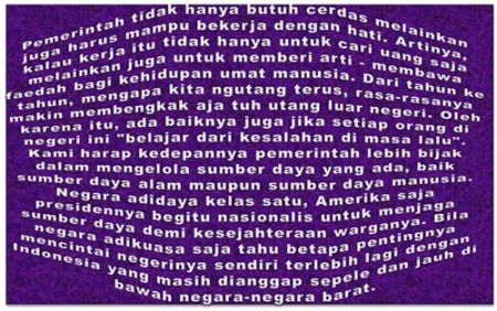 Kebocoran Uang Negara Yang Membuat Indonesia Tetap Miskin – Jutaan Dolar Dibawa Lari Setiap Tahun Dari Indonesia Sehingga Utang Luar Negeri Terus Bertambah