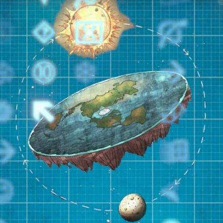 Faktor Penyebab Bumi datar memang benar ya