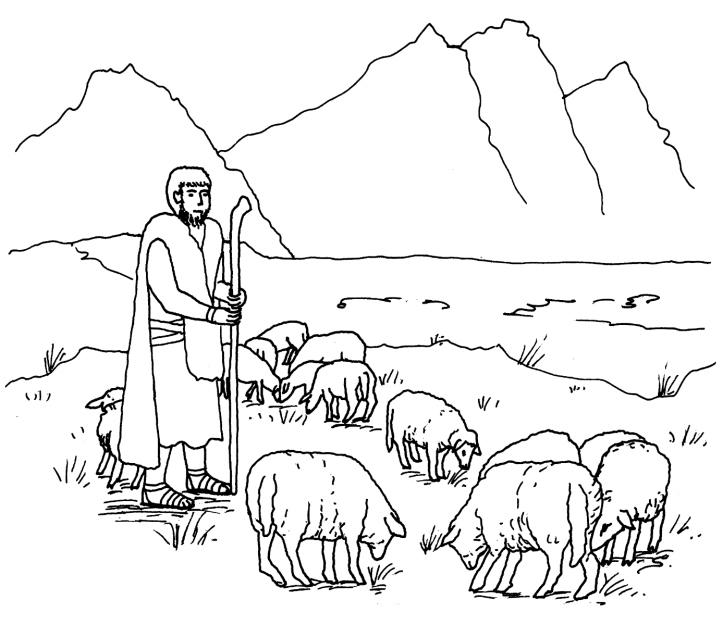 Gembala Domba bukan perang by Buzz2000