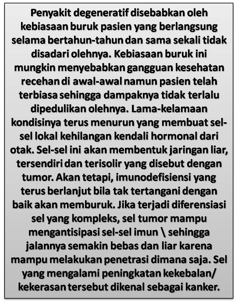 Imunodefisiensi Pasien Tumor (Kanker) Otak Dan Jenis ...